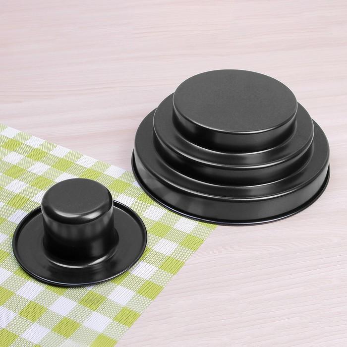 Набор форм для выпечки Fiill&Bake, 2 предмета: 27х9,5/15х6 см, антипригарное покрытие - фото 308044110