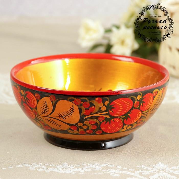 Чашка «Ягодка», 16×8 см, хохлома