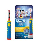 Электрическая зубная щетка детская Oral-B Mickey for Kids D10.513
