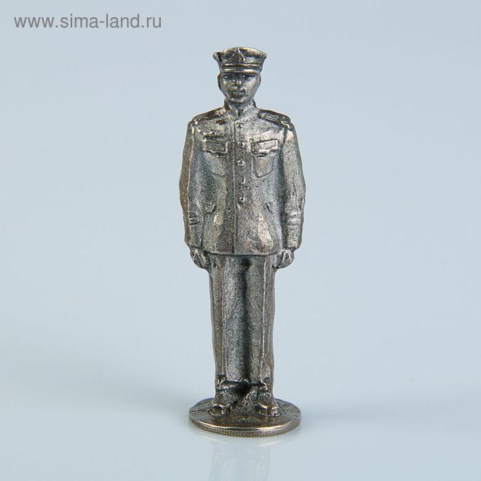 """Сувенир солдатик """"Морской офицер"""""""