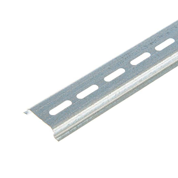 DIN-рейка TDM, оцинкованная, 120 см, SQ0804-2002