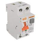 Дифференциальный автомат TDM АВДТ 63, 2п, 25 А, 30 мА, SQ0202-0004