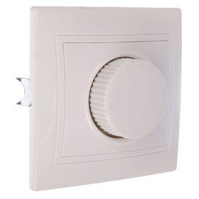 "Светорегулятор TDM ""Таймыр"", 600 Вт, поворотный, белый, SQ1814-0024"