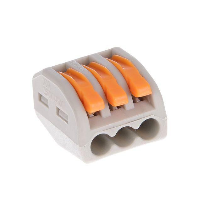 Соединительная клемма TDM СК-413, 2.5 мм2, SQ0527-0002