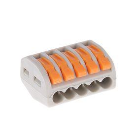 Соединительная клемма TDM СК-415, 2.5 мм2, SQ0527-0003 Ош