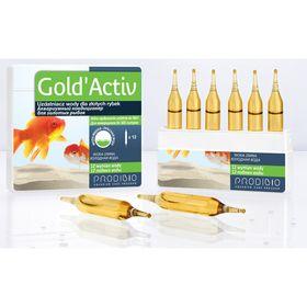 Кондиционер водопроводной воды для золотых рыбок Gold`Activ  (12шт)