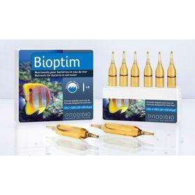 Препарат стимулирующий рост и развитие бактерий в морском аквариуме BIOPTIM (6шт)