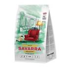 Сухой корм SAVARRA Indor Adult Cat для взрослых кошек, утка/рис, 400 г