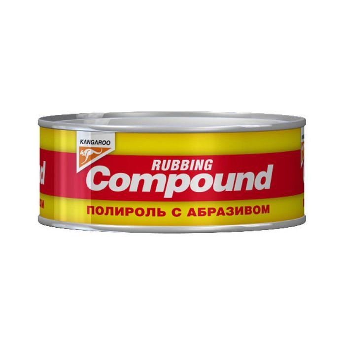 Полироль абразивный Compound , 250 гр