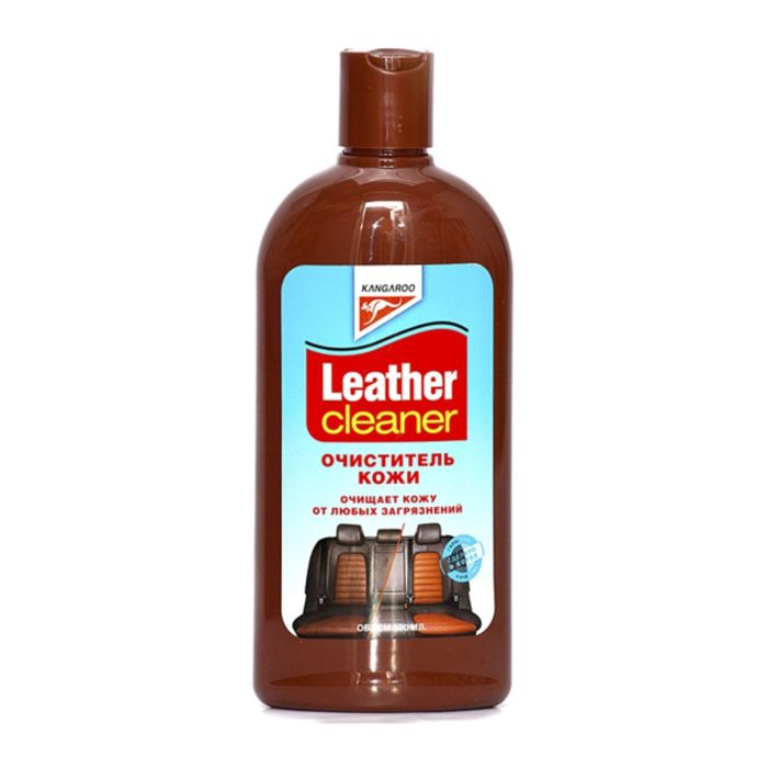 Очиститель кожи Leather Cleaner, 300мл