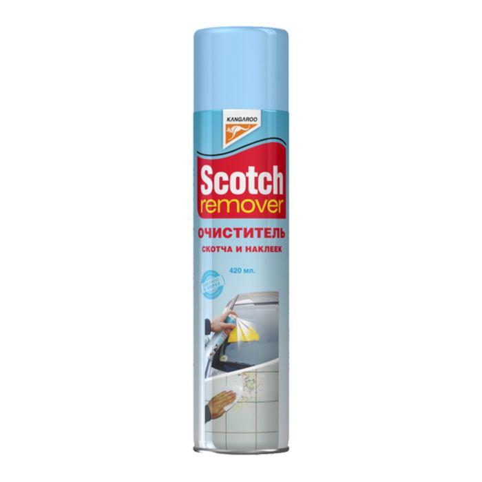 Очиститель скотча и наклеек Scotch Remover, 420мл