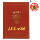 """Ежедневник """"Красный диплом"""", твёрдая обложка, А5, 80 листов"""