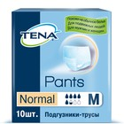 Подгузники Tena Pants normal, размер M, 10 шт