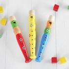 Музыкальная игрушка «Дудочка средняя», цвета МИКС - фото 106524968