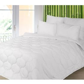 Одеяло Green Line облегчённое, размер 200х220 см, бамбук