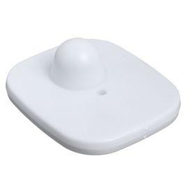 Датчик радиочастотный 'Микро' 4*5, без иглы, цвет белый Ош