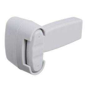 Датчик радиочастотный Hammer, для защиты очков, 5,2*3,1, цвет серый Ош