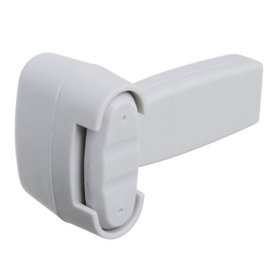 Датчик радиочастотный Hammer, для защиты очков, 5,2*3,1, цвет серый