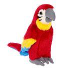 """Мягкая игрушка """"Красный попугай WWF"""""""