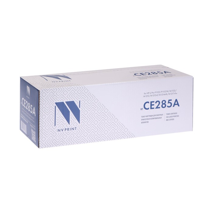 Картридж NV PRINT CE285A для HP LaserJet Pro P1102/M1132/M1212/M1214/M1217 (1600k) - фото 50168463