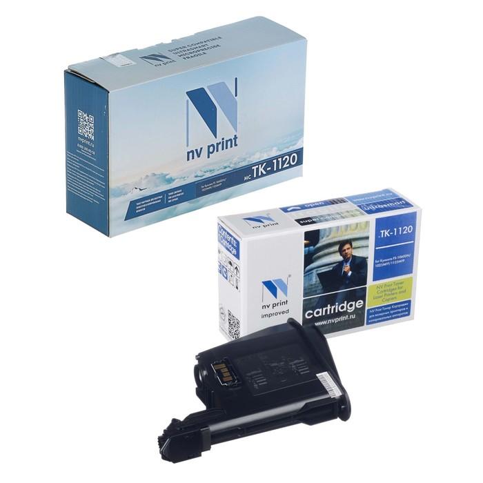 Картридж NV PRINT TK-1120 для Kyocera FS-1060DN/1025MFP/1125MFP (3000k), черный