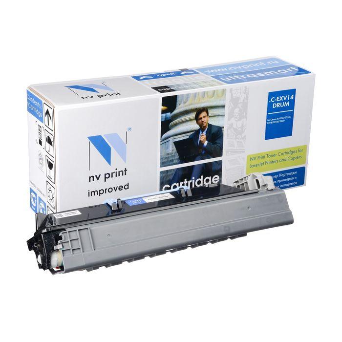 Барабан NVP совместимый Canon C-EXV14 DU для iR2016/iR2020 (50000k)