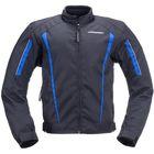 Куртка текстильная City синяя, S