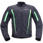 Куртка текстильная City зеленая, M
