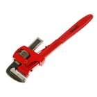 "Ключ трубный Sparta, тип ""Stillson"", 2,5""х350 мм, раскрытие губ 20-63 мм, 90°, прямые губы - фото 7409822"