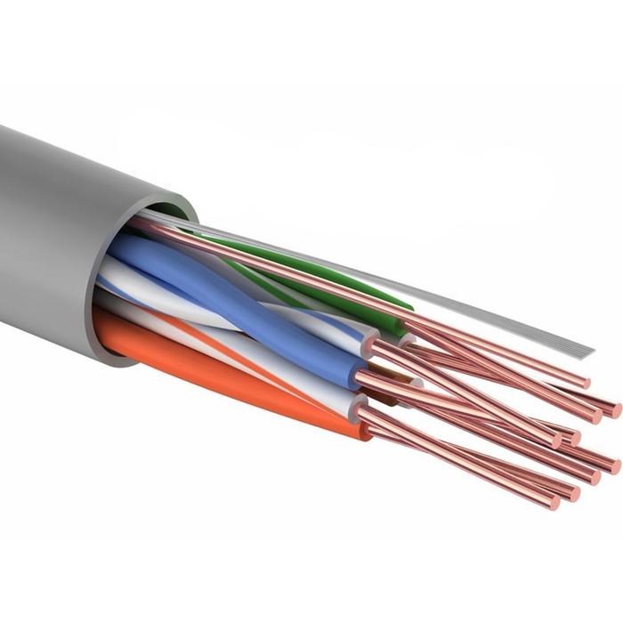 Кабель PROconnect UTP, 4PR,  24 AWG, CAT5e, 25 м, 01-0043-3-25