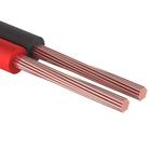 Кабель акустический PROconnect, 2х0,50 мм², 100 м, красно-черный, 01-6103-6