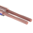 Кабель акустический PROconnect, 2х1,50 мм², 100 м, прозрачный BLUELINE, 01-6206-6