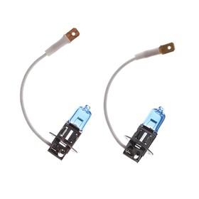 Галогенная лампа Clearlight XenonVision, H3, 12 В, 55 Вт, набор 2 шт Ош
