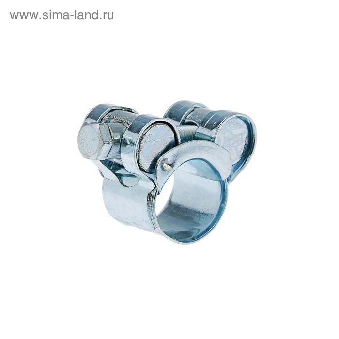 Силовой хомут MGF, диаметр 17-19 мм, оцинк.