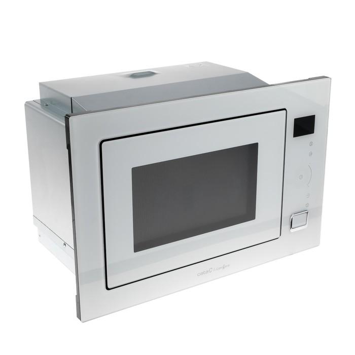 Встраиваемая Микроволновая печь Cata MC 25 GTC WH, 900 Вт, 25 л, гриль, эл.управление