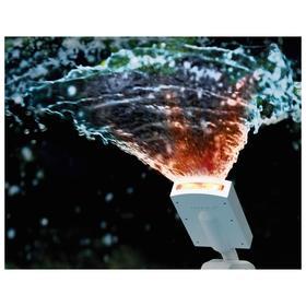 Рассеиватель светодиодный для бассейна, 4 диода, 1 адаптер d=32/38 мм, 28089 INTEX