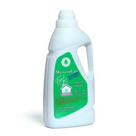 Жидкость для биотуалета универсальная, 1 л, «Мультисан Супер», концентрат