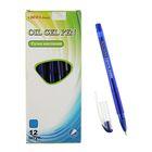 """Ручка шариковая Nanoslick New ТА 3176-BL """"Изящная"""", узел 0.7мм, стержень синий на маслянной основе"""