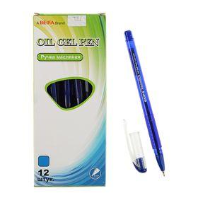 """Ручка шариковая Nanoslick New ТА 3176-BL """"Изящная"""", узел 0.7 мм, стержень синий на масляной основе"""