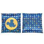 Подушка Disney в сатиновой наволочке 40*40см Микки, рисунок МИКС, синтепон, п/э