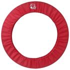 Чехол для обруча, размер M, цвет красный