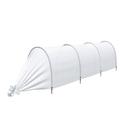 Парник «Агроном», длина 3 м , 4 дуги из пластика, укрывной материал 45 г/м²