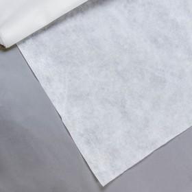 Чехол для парника, прошитый, 6 × 2.1 м, 4 секции, плотность 45 г/м², без дуг