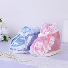"""Set booties """"On the daughter's son"""", 2 PCs."""