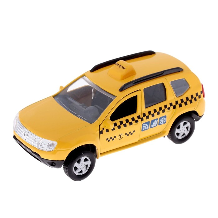 """Buy Metal Car """"Renault Duster"""", Scale 1:38, Color MIX"""