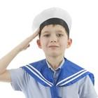 """Бескозырка детская """"Моряк"""", р-р 52 см"""