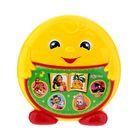 Музыкальная игрушка «Колобок. Любимая сказочка» - фото 105528529
