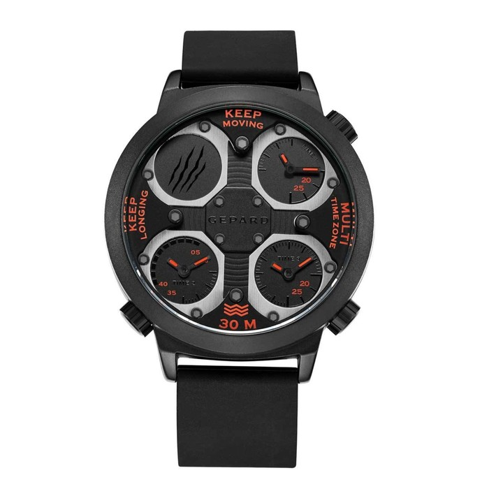 """Наручные часы мужские """"Михаил Москвин Gepard"""", модель 1223A11L4"""