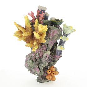 Композиция из кораллов пластиковая 27x21x29см (SH9506)