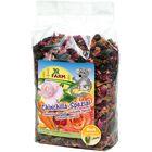 Лакомство JR FARM для шиншилл с морковью, шиповником и лепестками роз, 500г